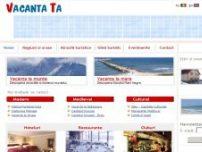 Portal pentru Vacanta Ta - www.vacanta-ta.ro