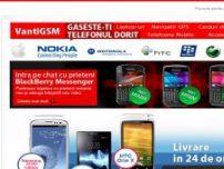 Magazin Telefoane mobile, Telefoane GSM, Accesorii GSM - www.vantigsm.ro