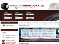 Anvelope auto - www.vanzarianvelope.eu