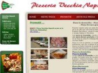 Pizza la domiciliu, Pizza bucuresti - www.vecchianapoli.ro