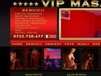 Salon Masaj Erotic - www.vip-masaj.ro