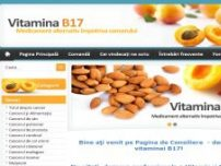 Tratament cancer Vitamina B17 - www.vitamina-b17.info