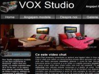 Studio Videochat Bucuresti - Angajari Modele - www.vox-studio.ro