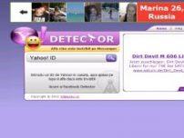 Detecteaza userii invizibili de pe Yahoo! Messenger - www.ydetector.ro