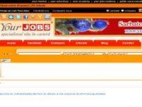Locuri de munca, joburi in strainatate, munca la domiciliu, CV - www.yourjobs.ro