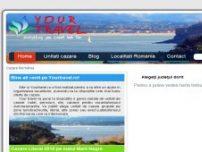 Yourtravel.ro - Site-ul tau cu servicii de cazare - www.yourtravel.ro