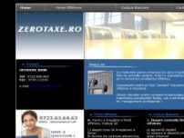 Conturi offshore pentru companii si persoane fizice - www.zerotaxe.ro
