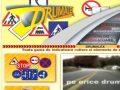 Indicatoare Rutiere, Semnalizare stradala, Indicatoare de circulatie rutiera - DRUMALEX - www.drumalex.ro
