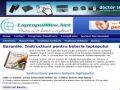 Pentru ca vrei o solutie, aici vei priimi un raspuns pentru problemele ce le ai cu laptopul sau calc - www.laptopulmeu.net
