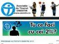 Onestin - Asociatie de tineret din mun. Onesti, jud. Bacau - www.onestin.ro