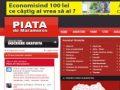 Anunturi Gratuite Online imobiliare si auto prin Piata de Maramures - www.piata-mm.ro